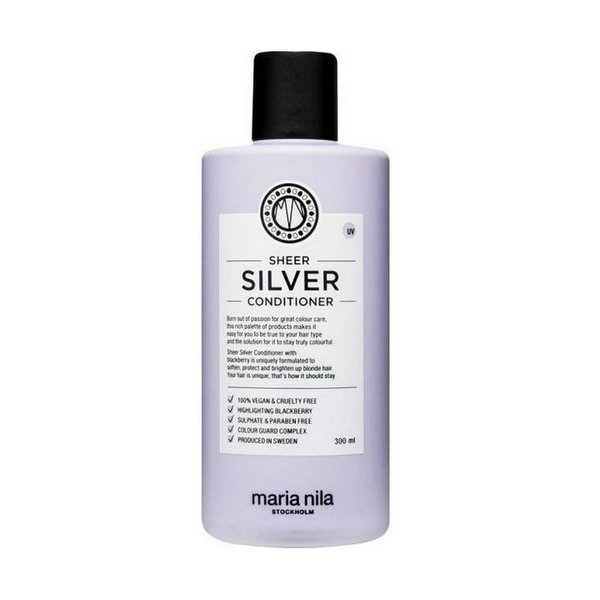 Sheer Silver Conditioner MARIA NILA