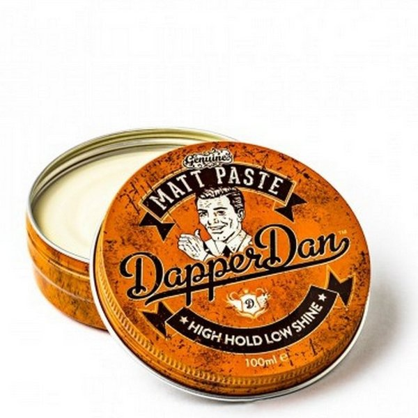 Hairslyling Matt Paste 100ml DAPPER DAN