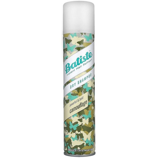 Powerful & Bold  Camouflage 200ml BATISTE