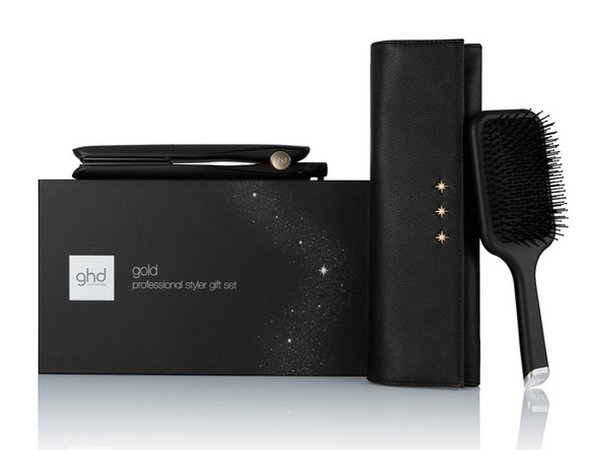 Gold Gift Set GHD