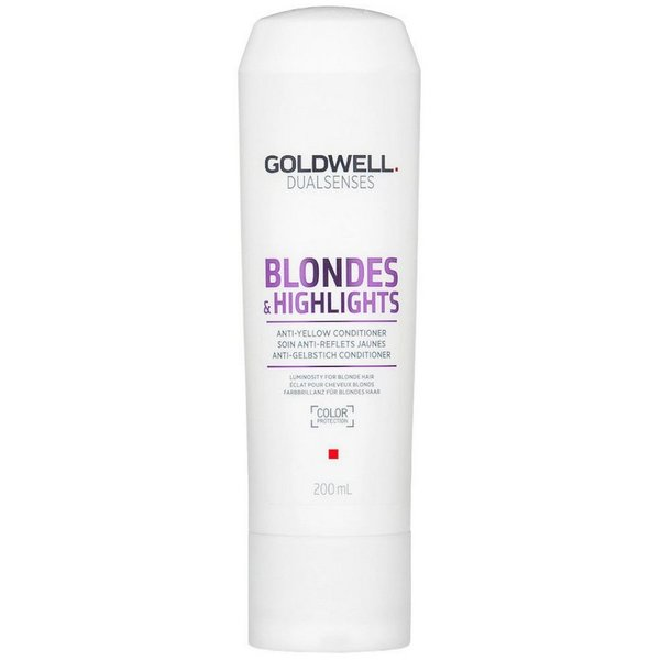 Blondes & Highlights Anti-Yellow Conditioner GOLDWELL