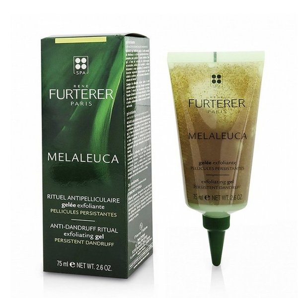 Melaleuca Anti-Dandruff ritual Exfoliating Gel 75ml RENE FURTERER