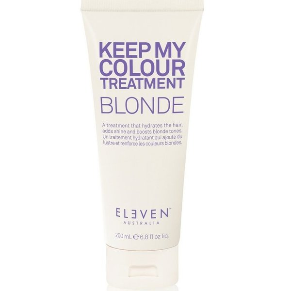 Keep My Colour Treatment Blonde 200ml ELEVEN AUSTRALIA