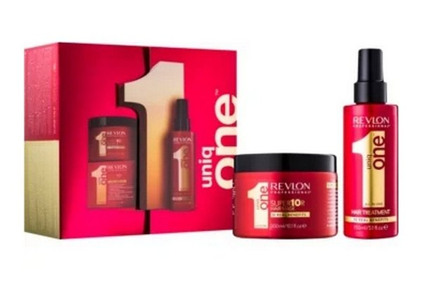 Uniqone Treatment Set  REVLON
