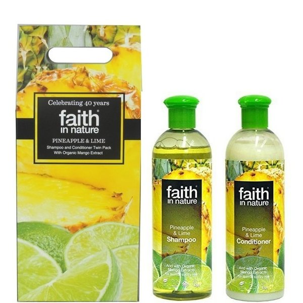 Pack Pinneaple & Lime FAITH IN NATURE